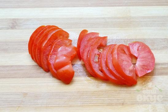 Закуска из кабачка, сыра и моркови