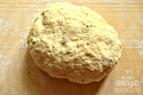 Домашний хлеб без дрожжей на кефире