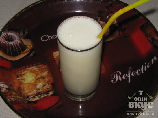 """Молочный коктейль """"Гоголь-моголь"""""""