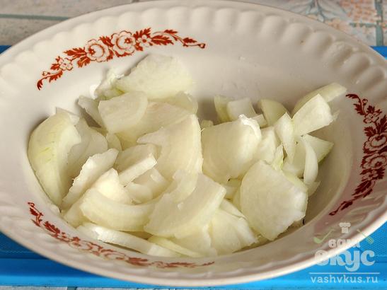 Икра овощная из кабачков и баклажанов «Пятерочка»