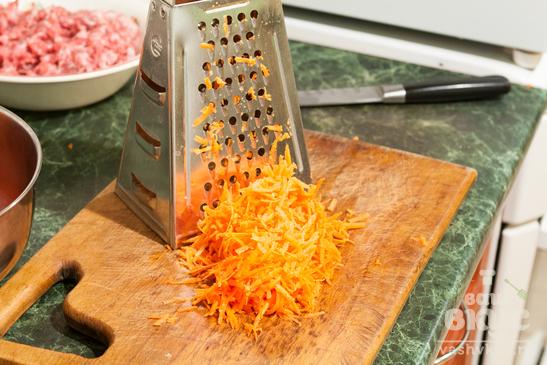 Соус болоньезе с морковью