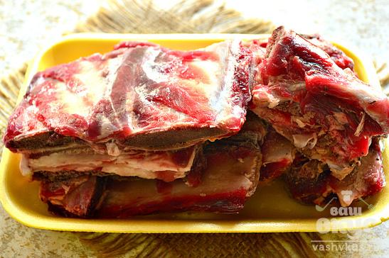 Вкусный борщ на говядине