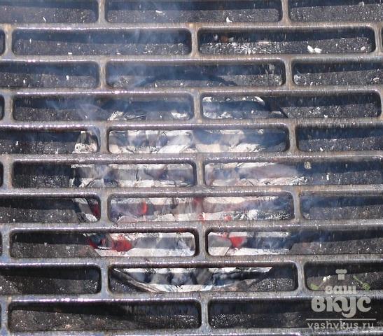 Кюфтета на углях