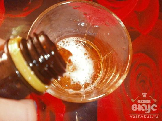 Пиво с яблочным соком
