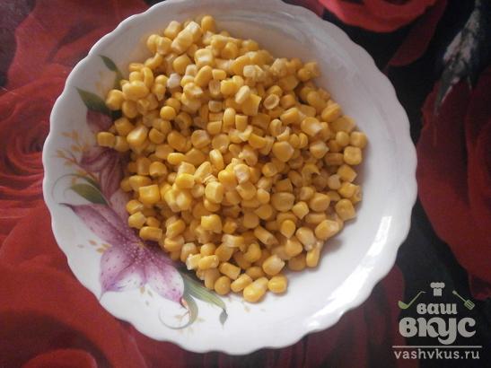 Салат «Печеночное наслаждение» с маринованным луком