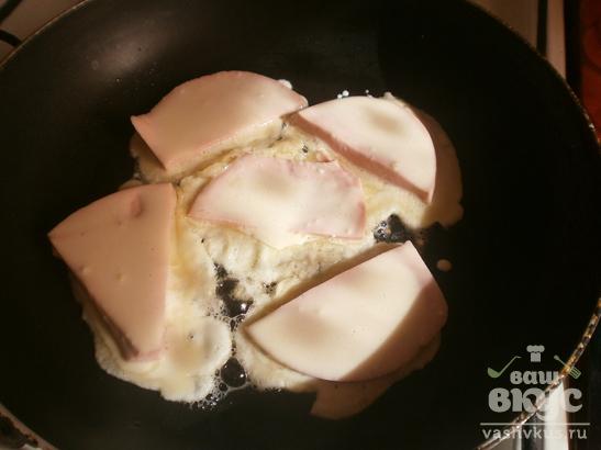 Колбаса «варенка» в кляре