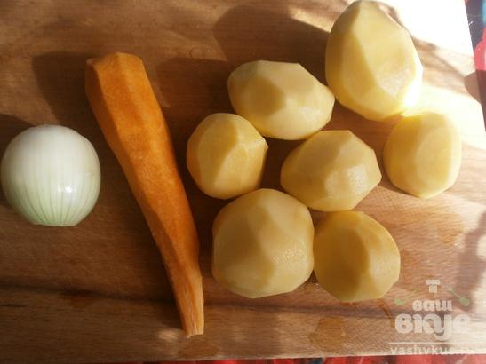 Гречневый суп с томатной пастой