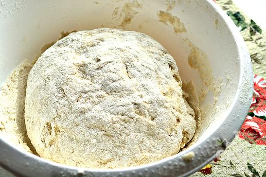 Дрожжевое тесто без яиц для пирогов