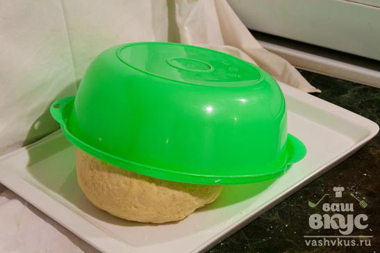 Тесто для вареников на простокваше