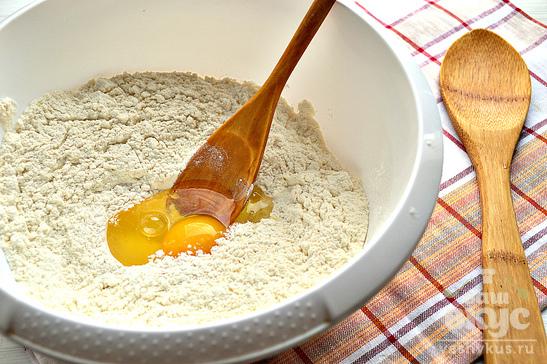 Тесто для пельменей и вареников на минеральной воде
