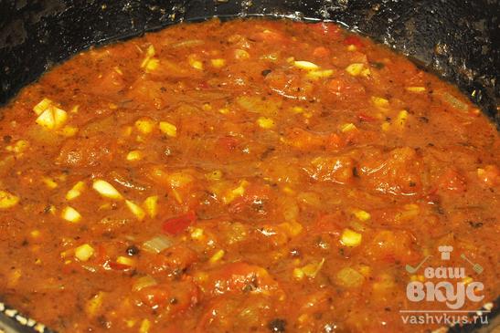 Соус томатный зимний