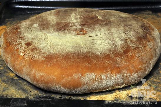Пирог с черемухой по-деревенски