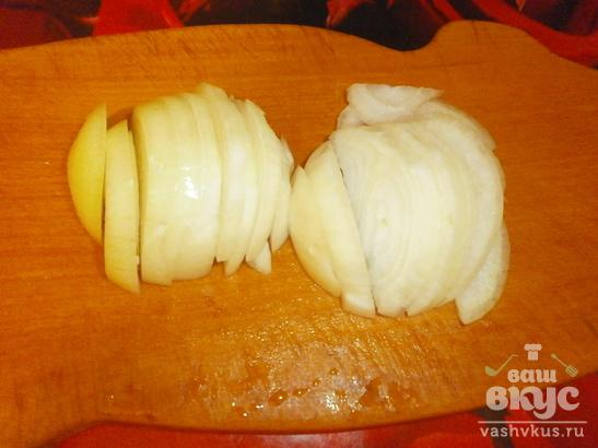 Куриные окорочка, запеченные в рукаве с аджикой