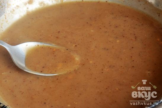 Суп с потрошками «Еврейский пенициллин»