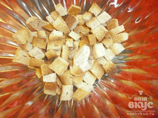 Домашний квас из сухариков