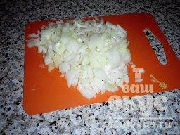 Запеченная лимонелла с овощной начинкой