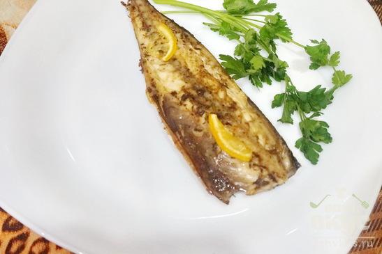 Скумбрия маринованная в соевом соусе и лимоне в духовке