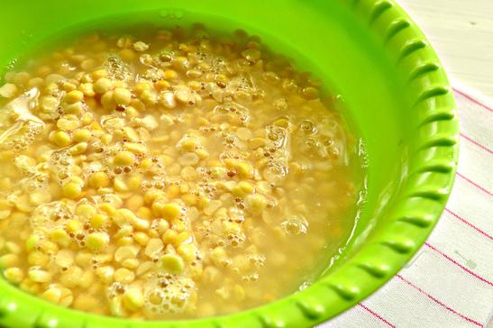 Как быстро сварить гороховый суп без замачивания гороха рецепт с